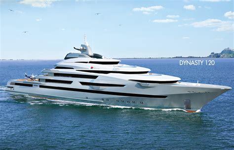 Boat Sale Dynasty by Dynasty 120 Superyacht Image Courtesy Of Dynasty Yachts