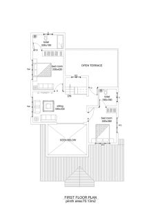 kitchen layout design 2130 sq ft beautiful home plan with floor plans homes 2130
