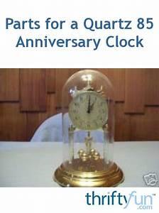 Finding Parts For A Quartz 85 Anniversary Clock