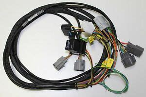 94 Civic Wiring Harnes by Bwe Civic Eg 92 95 Integra Dc 94 01 K Series Harness