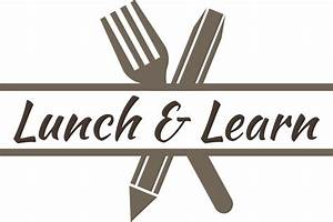 Lunch And Learn - clipart finders