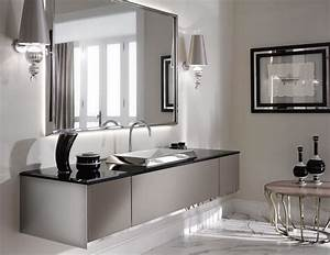 The Luxury Look of High-End Bathroom Vanities