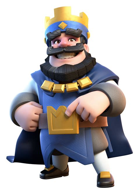 Image  Blue Kingpng  Clash Royale Wiki  Fandom Powered