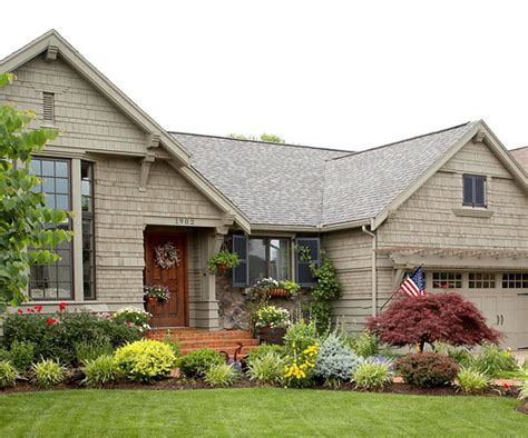 Home Design Ideas Front by Landscape For Curb Appeal Better Homes Gardens