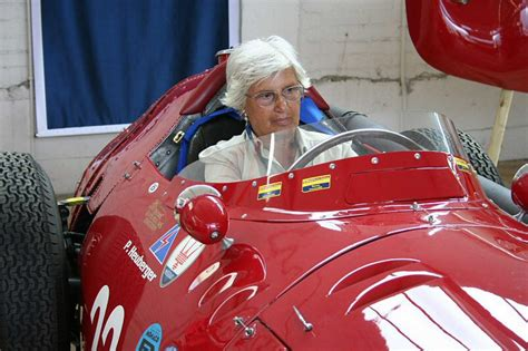 Maria Teresa De Filippis Is An Italian Former Racing