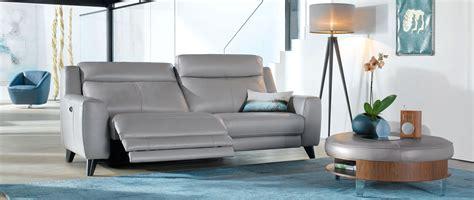 Canape Cuir Center Solde  Maison Design Wibliacom
