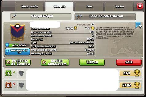 cl 227 de clash of clans lvl 10 dfg