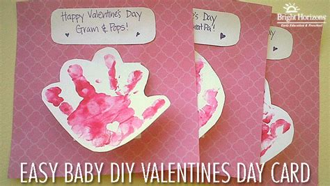 easy baby diy s day card 465 | Baby DIY Valentine