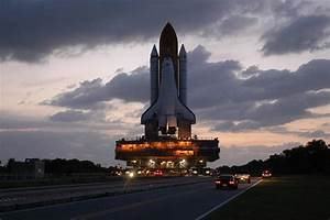 NASA - Atlantis Returns to Launch Pad
