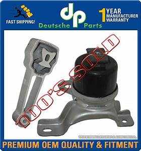 Hydraulic Oil Filled Engine Motor Mount   Torque Rod Volvo S80 S60 Xc70 Xc60 V6