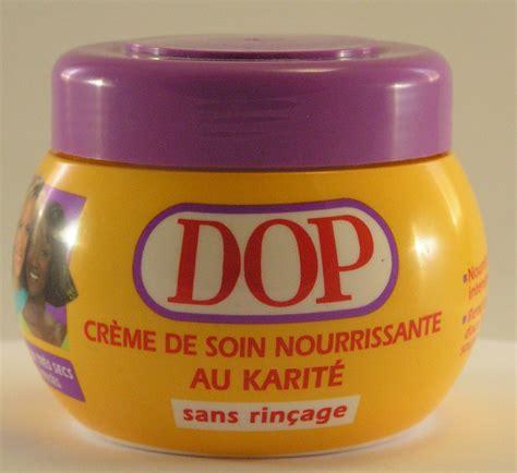 dop creme de soin nourrissante au karite  ml afro