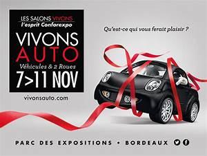 Salon De La Moto Bordeaux : salon vivons auto bordeaux 33 moto magazine leader de l actualit de la moto et du motard ~ Medecine-chirurgie-esthetiques.com Avis de Voitures