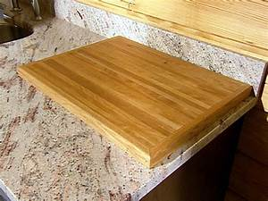 How To Make a Cutting Board out of Reclaimed Wood how