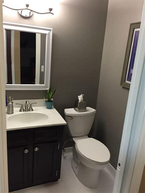 bathroom decorating ideas apartment powder room diy on a budget
