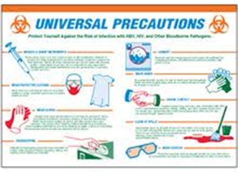 universal precautions samantha trujillo