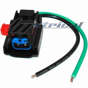 Alternator Repair Plug Harness 2 Pin Wire Pigtail For