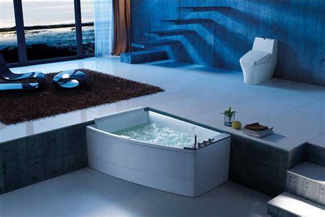 Whirlpool Badewanne  Fügen Das Aussehen Luxus Badezimmer