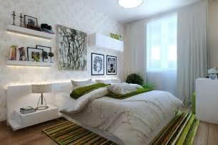 schlafzimmer tapete modern brilliant bedroom designs