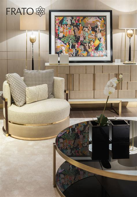 Frato At Harrods  Globally Inspired Interior Lifestyle