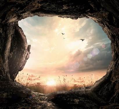 Empty Tomb Resurrection Jesus Easter Friday Story