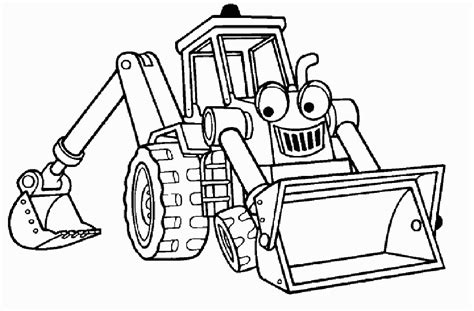 Our coloring pages are free and classified by theme, simply choose and print your drawing to color for hours! 24 Bulldozer Coloring Pages Printable | FREE COLORING PAGES