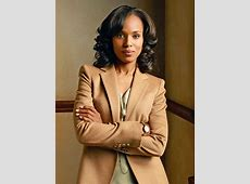 Scandal Star Kerry Washington on Her and Character Olivia