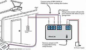 Liftmaster Garage Door Opener Wiring Instructions
