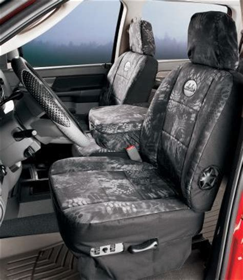 Cabela's Kryptek Camo Seat Covers By Ruff Tuff Awesome