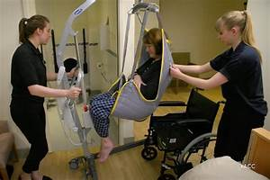Using Equipment To Assist Clients
