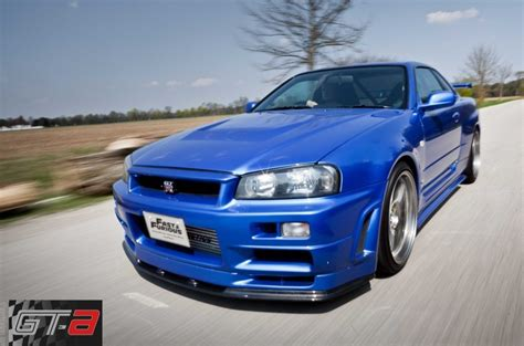 nissan skyline 2002 paul walker paul walker s nissan skyline gt r 34 up for sale video