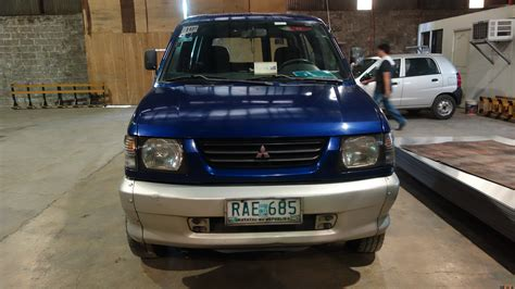 mitsubishi adventure mitsubishi adventure 2004 car for sale metro manila