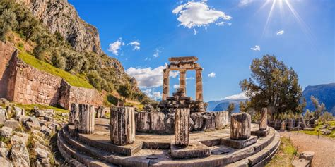 Tour Privato a Delfi - Giornata Intera | Visita al Tempio ...