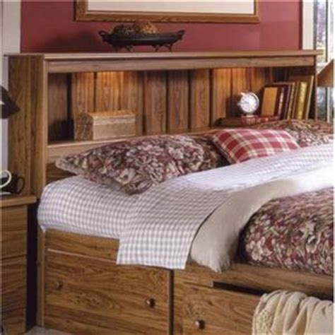 king bookcase headboard with lights lang shaker full bookcase headboard with lights ahfa