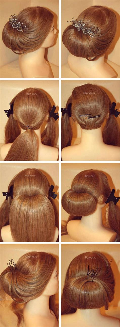 easy quick hairstyles   elegance  parties
