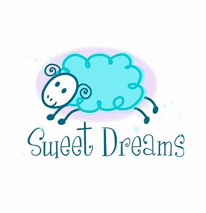 Sweet Dreams Goodnight Messages Cards Thinking Moon