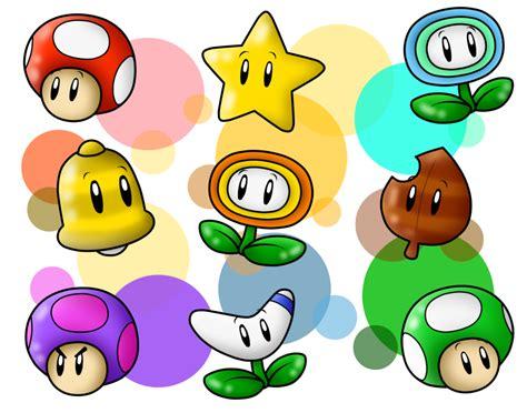 Random Marios Power