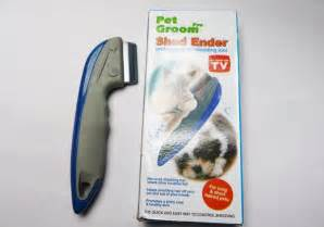 shedender pet grooming shed ender as seen on tv deshedding
