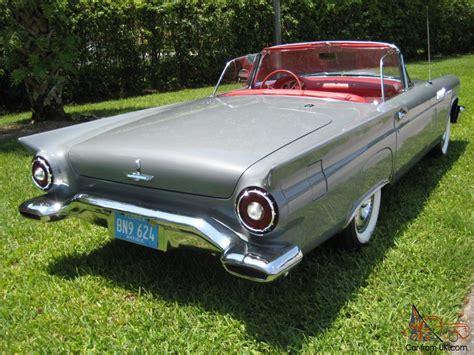 57 Thunder Bird by T Bird Thunderbird Classic Antique 1957 57 Ford