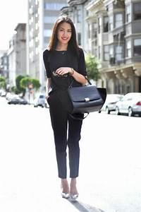 Style Chic Femme : comment porter le pantalon carotte nos conseils en photos ~ Melissatoandfro.com Idées de Décoration