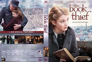 The Book Thief - Movie DVD Custom Covers - The Book Thief ...