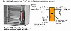 Balancing Ventilation And Smoke Control With Corridor Dampers