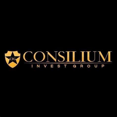 Consiliumgroup Logo1sml Jpg Forum Consilium Invest Sp Z O O Goldenline Pl