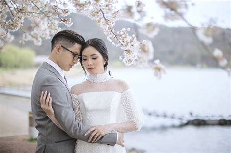 chinese couples heading   au  pre wedding