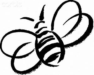 Bumble Bee Outline - ClipArt Best