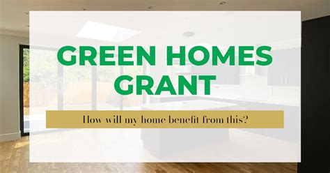 As many as 700,000 grants of up to $5,000 each will be available to homeowners who undergo an energuide evaluation before and after renovations. The Green Homes Grant Scheme - CMQ Consulting Engineers