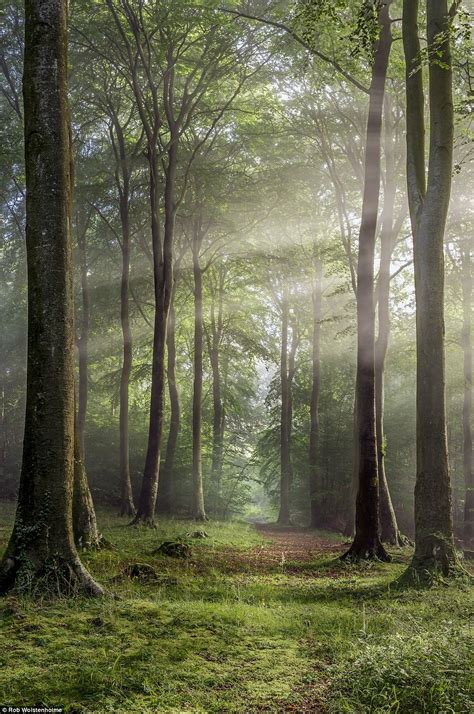 Landscape Photographs Of The Uk Reveal Stunning Wild