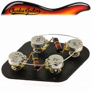 Epiphone Les Paul Wiring Harness Uk