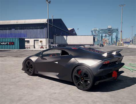 Lamborghini Sesto Elemento [add-on / Replace]
