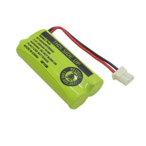 phone battery pack phone battery pack for at t vtech bt166342 bt266342