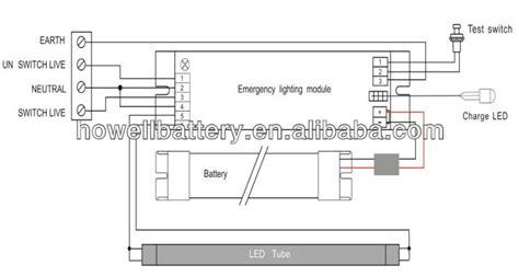 factory oem led lighting emergency kit 24w led driver